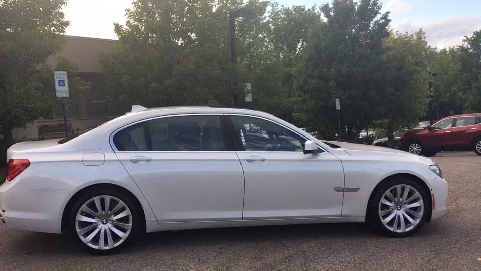 2011 BMW 750Li Northbrook Arlington Heights Deerfield Schaumburg Buffalo Grove IL 3109
