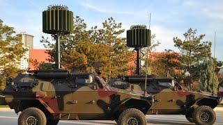 Gambar cover Yerli Üretim Havan Tespit Radarı - SERHAT Counter Mortar Radar [EN]