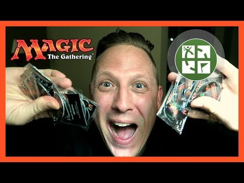 ANOTHER MAGIC THE GATHERING GEOCACHING TRACKABLE?!