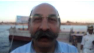 د حسن أبو العينين يوجه رسالة شكر للسيسي ومميش والجيش وعمال القناة