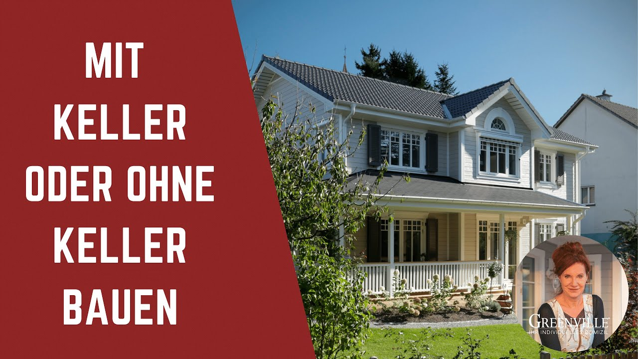mit keller oder ohne keller bauen amerikanisches holzhaus schwedenhaus landhaus youtube. Black Bedroom Furniture Sets. Home Design Ideas