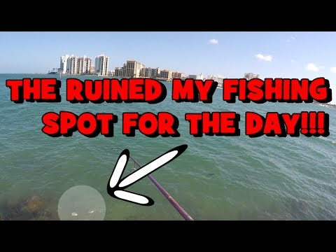 RUINED!!! These Fish DESTROYED MY SPOT!! (Revenge At The Clearwater Pass)