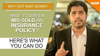 Have you been mis-sold an insurance policy? Here's what you can do