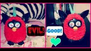How To Turn Your Furby From Evil To Good (Normal Factory Settings)
