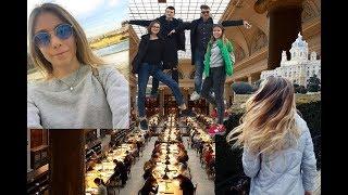 # ВВ1 Вена-Влог|| Жизнь и учеба в Вене || Австрийская библиотека