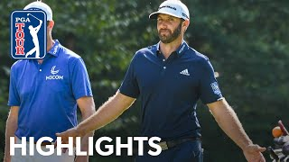Dustin Johnson's winning highlights from THE NORTHERN TRUST 2020