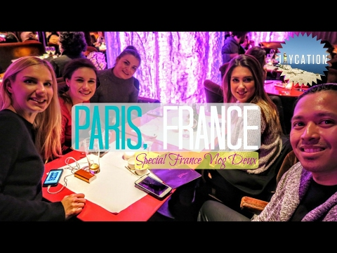 Made NEW FRIENDS Taking SELFIES at EIFFEL TOWER | PARIS Travel Tips