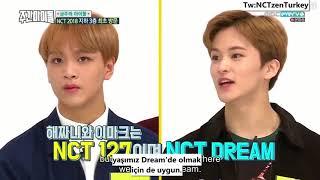 [Türkçe Altyazılı] NCT 2018 - Weekly Idol