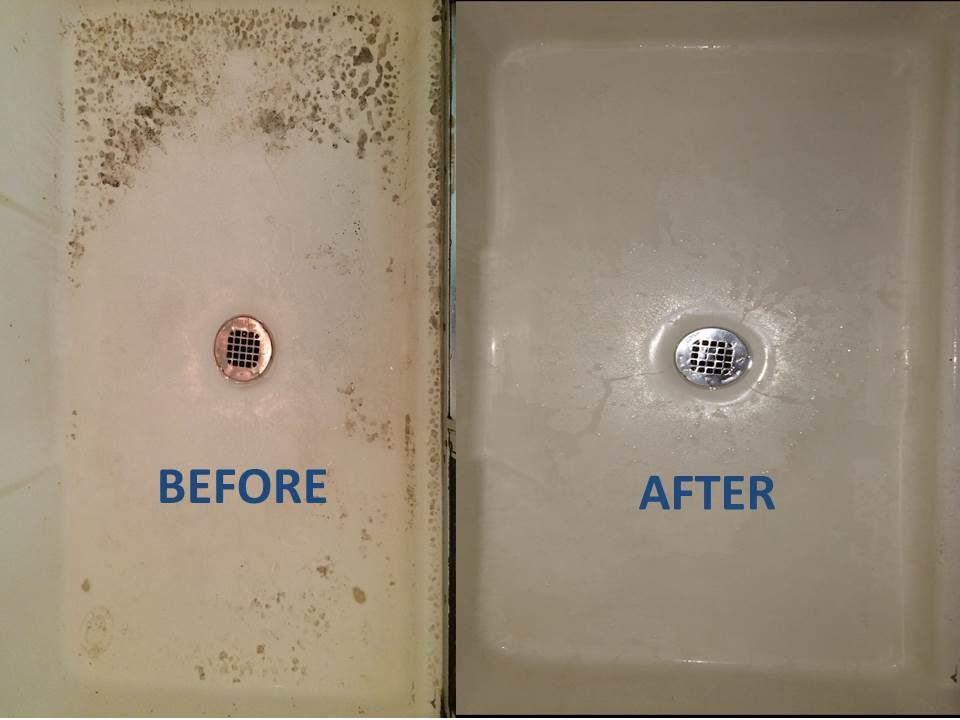 How To Clean Dirty Shower Floor Tcworks Org