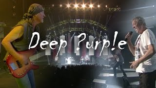 DEEP PURPLE Space Truckin
