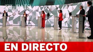 DEBATE de CANDIDATOS en las ELECCIONES de MADRID
