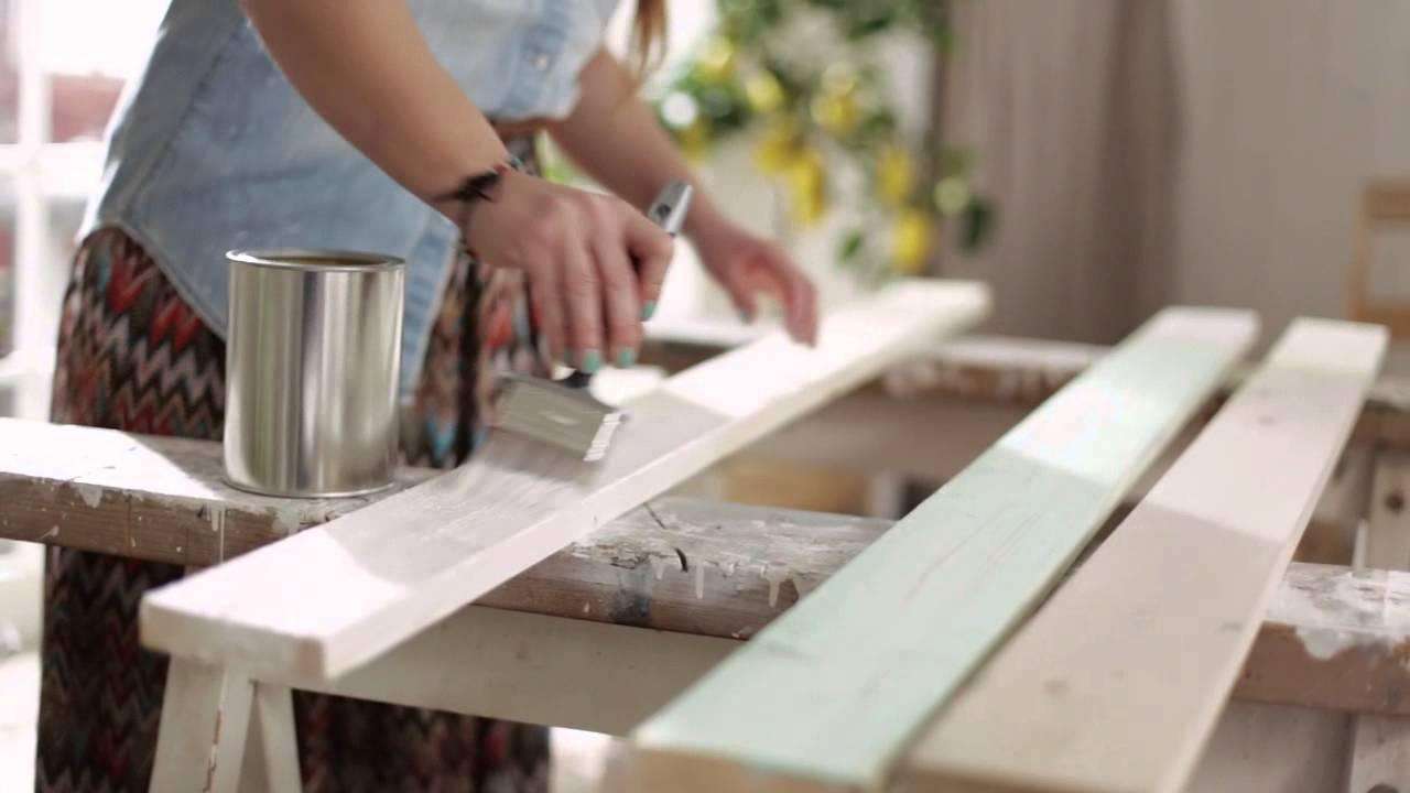 slidstærk maling til bord