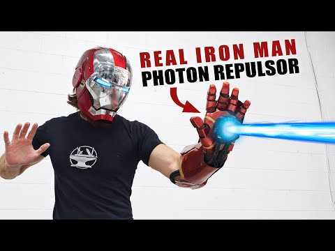 REAL IRON MAN