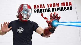 REAL IRON MAN REPULSOR + GIVEAWAY!