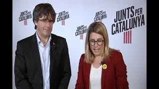 Acte Junts per Catalunya Sant Cugat
