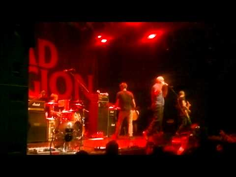 Bad Religion - Dharma And The Bomb / New America- Rio de Janeiro (Circo Voador) - 05/02/2014