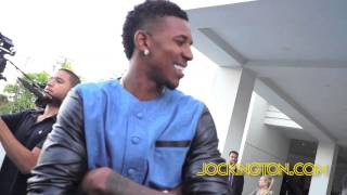 "Nick Young Calls Jordan Farmar A ""Good Salesman"" 