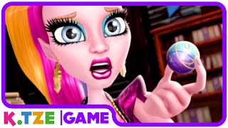 Let's Play Monster High auf Deutsch ❖ 13 Wünsche Spiel für Nintendo Wii U | Ganze Folge Teil 2.