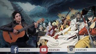 ساموراي 7 مع الكلمات والتابات | Samurai 7 | أغاني الكرتون