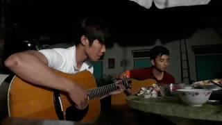 Bến Thượng Hải - guitar