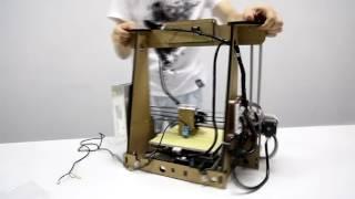 anet a8 3d printer auto bed level sensor