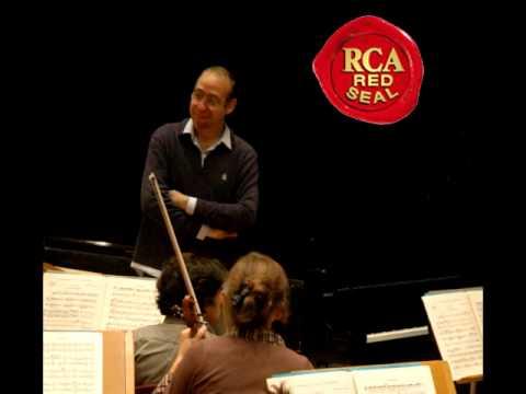Giuseppe Cambini Piano Concerto opera.15 n.3 Massimo Palumbo Piano & Conductor UECO Orchestra