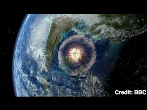 New Study Says Comet Caused Dinosaur Extinction