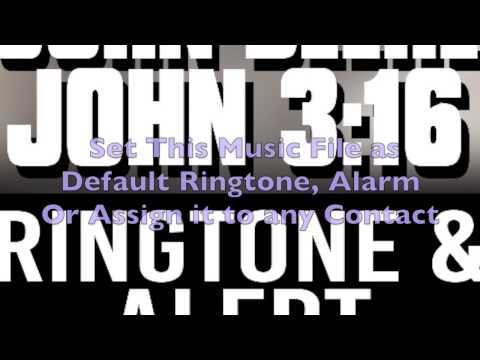Keith Urban - John cougar John Deere John 3:16 ringtone and Alert