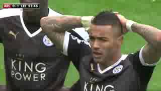 Download Video ARSENAL VS LEICESTER 2 1 FULL HIGHLIGHTS  ENGLISH COMMENTARY  14 02 2016 HD MP3 3GP MP4