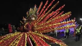 "Bridgwater ""Guy Fawkes"" Carnival November 4th 2017"