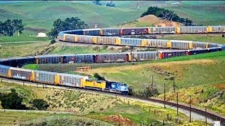 10 Longest Trains in the World