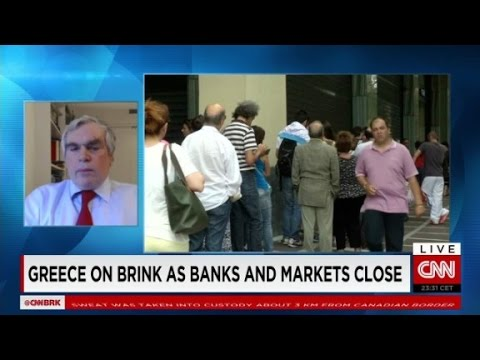 ECB rejects new emergency support for Greek banks