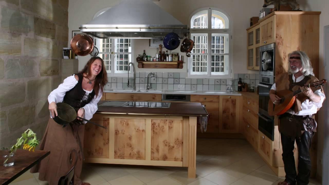 Weiße Küche Welche Arbeitsplatte  Youtube