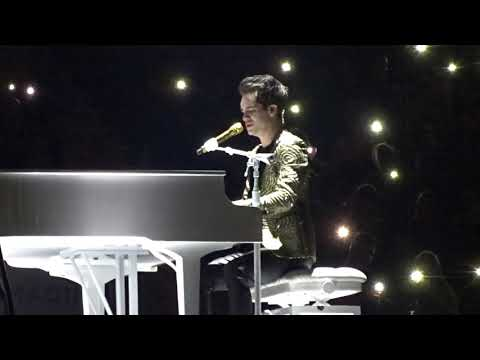 """Panic! At The Disco - """"I Can't Make You Love Me / Dying In LA"""" (Live - Providence, RI)"""