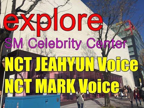 Explore SM 셀레브리티 센터 방문 NCT재현 MARK 목소리