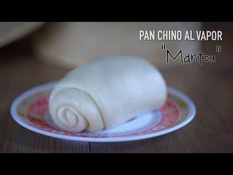 Vídeo-receta: Pan chino al vapor ('Mantou') | Sabor de Asia