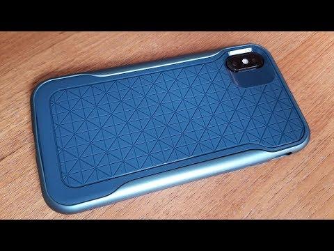 separation shoes 4cc64 04e2f Caseology Apex Iphone X Case Review - Fliptroniks.com