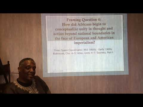 Dr. Carr - Intro To Afro American Studies FQ4-2