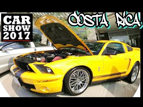 Car Show 2017 - American Muscle Costa Rica LUXURY /CITY PLACE - Santa Ana