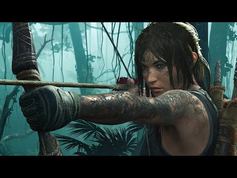 shadow of the tomb raider definitive edition-the final boss! |