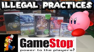These 5 shady business practices by gamestop should be illegal if they aren't already. have you had a bad experience shopping at gamestop? care to share your...