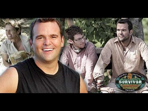 Jim Rice on Cochran, Dawn & Brandon on Survivor Caramoan
