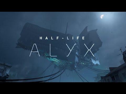🎮Half-Life:Alyx  |  No VR | Test [Half-Life: Alyx на клавиатуре и мышке]🎮