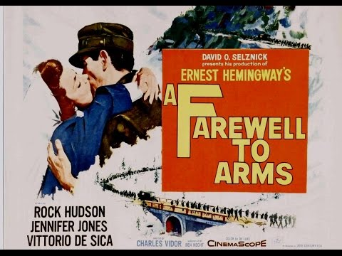a farewell to arms love story Outline for setting, theme, and foreshadowing for a farewell to arms intro in a farewell to arms, author ernest hemingway uses and love of the story.