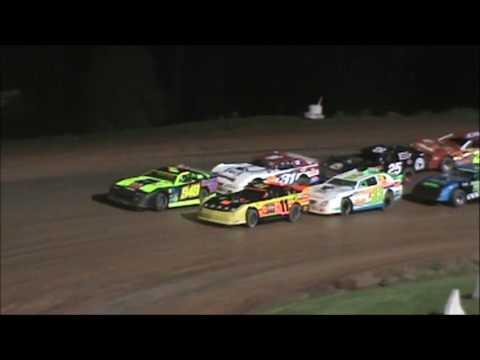 Brett McDonald Feature Lernerville Speedway 5/19/17