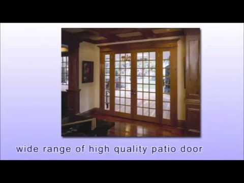 Atlanta Patio Door Installation - 678-589-1999