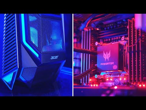 Download Youtube: BEASTLY 18-Core + Dual RX Vega 64 Gaming PC! (Predator Orion 9000)