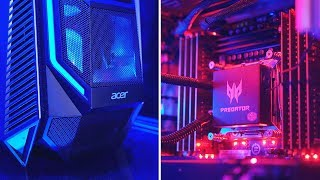 BEASTLY 18-Core + Dual RX Vega 64 Gaming PC! (Predator Orion 9000)