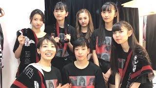 20180602 中田陽菜子ちゃん(原宿乙女)がtwitterに投降した動画です。