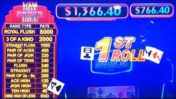 ++NEW Hot Poker Dice slot machine, DBG